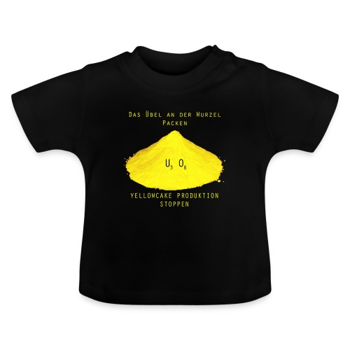 Das Übel an der Wurzel packen  - Baby T-Shirt