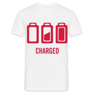 Tshirt Charged - T-shirt Homme