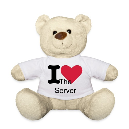 The Server Bamse - Teddybjørn