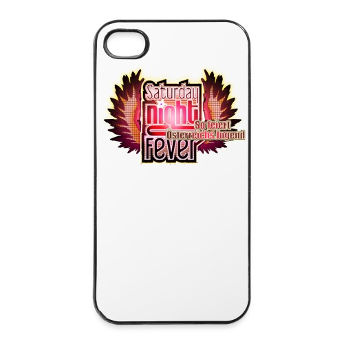 SNF iPhone Hülle - iPhone 4/4s Hard Case