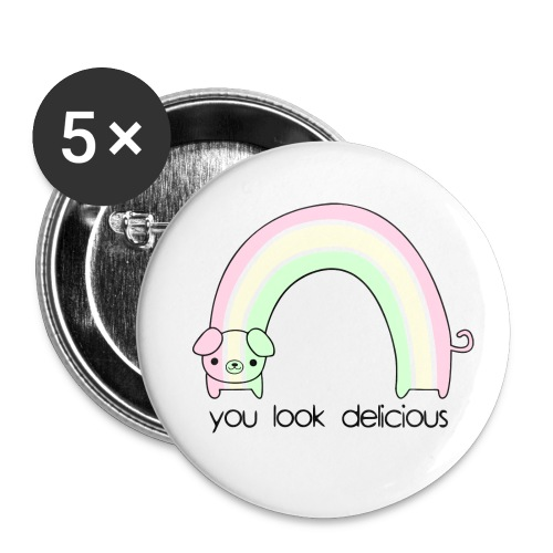 Delicious Marzia - Buttons large 56 mm