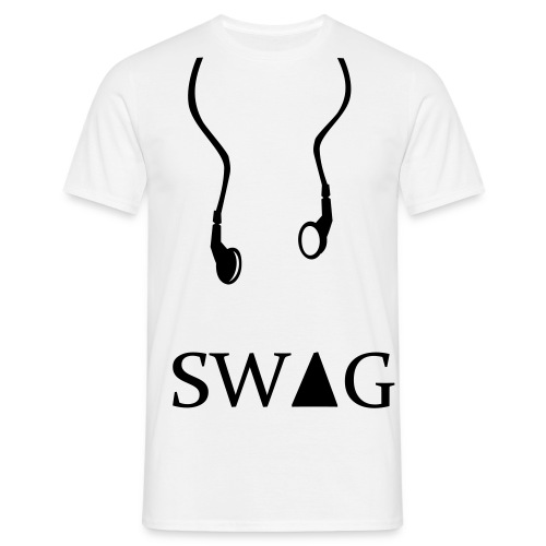 Black One : Tee-Shirt Swag Homme - T-shirt Homme