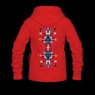 Sweaters ~ Vrouwenjack met capuchon Premium ~ Productnummer 23756246