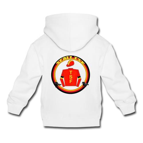 Ki.Kapuzenshirt mit TSF-Logo - Kinder Premium Hoodie