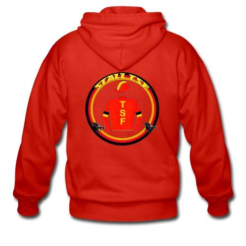 Kapuzenshirt mit TSF-Logo - Männer Premium Kapuzenjacke