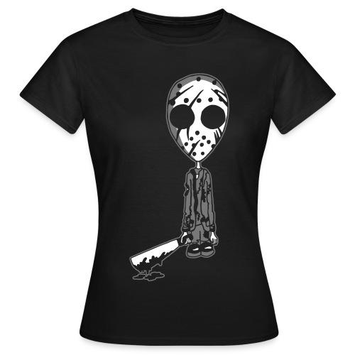 Jason 13th Girl - Women's T-Shirt