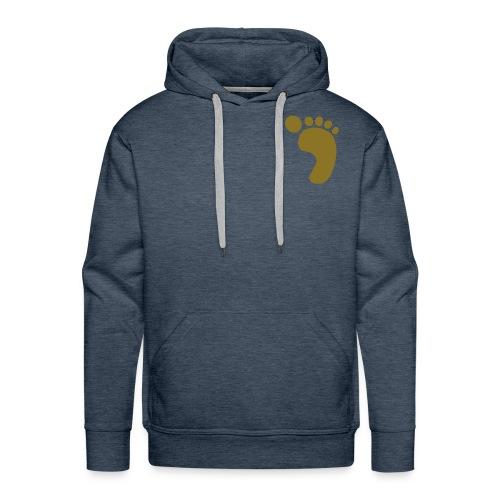 Baby-feet Luis Vutton edition hoodie - Men's Premium Hoodie