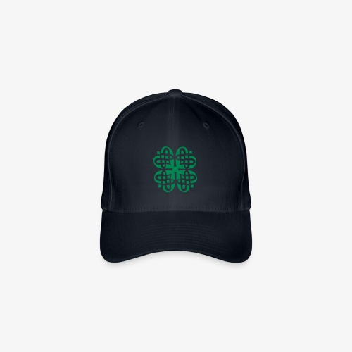 Shamrock Celtic Knot decoration patjila  - Flexfit Baseball Cap