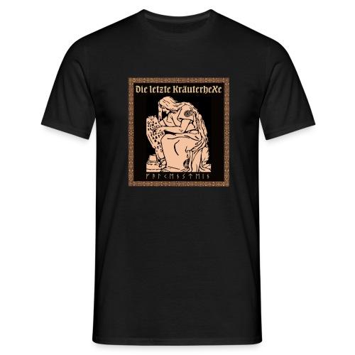 T-Shirt  Die letzte Kräuterhexe - Männer T-Shirt