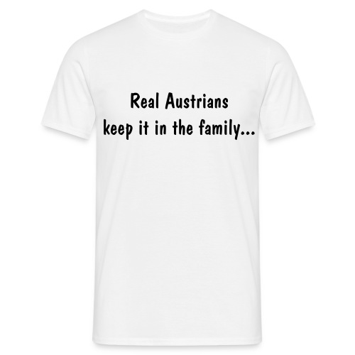 Keep it in the family - Men's T-Shirt