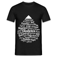 T-Shirts ~ Men's T-Shirt ~ Drip drop