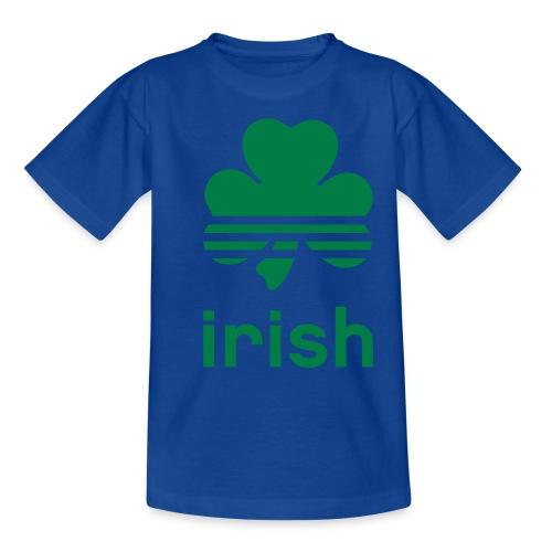irish - Teenage T-Shirt