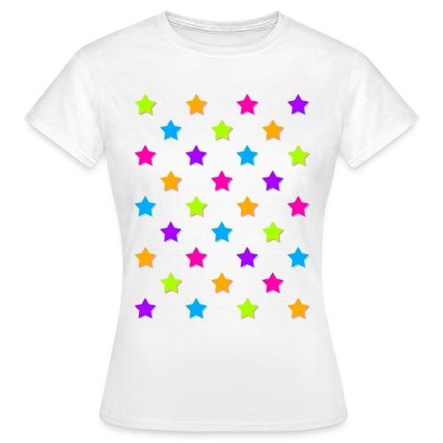 Starry - Maglietta da donna