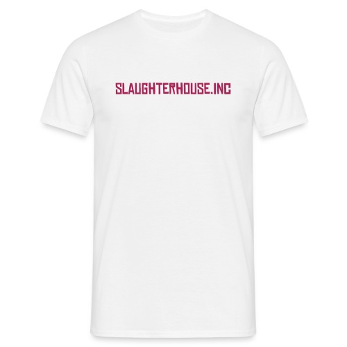 Slaughterhouse.inc (male) - Men's T-Shirt