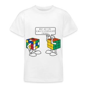 Complicate things - Koszulka młodzieżowa
