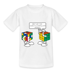 Complicate things - Teenage T-shirt