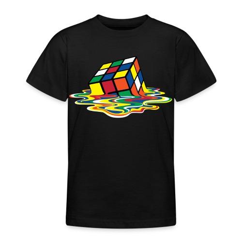 Melting Cube - Koszulka młodzieżowa
