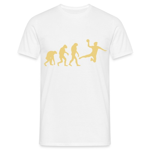 HandBall R - Herre-T-shirt