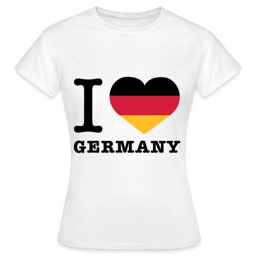 I  - Women's T-Shirt