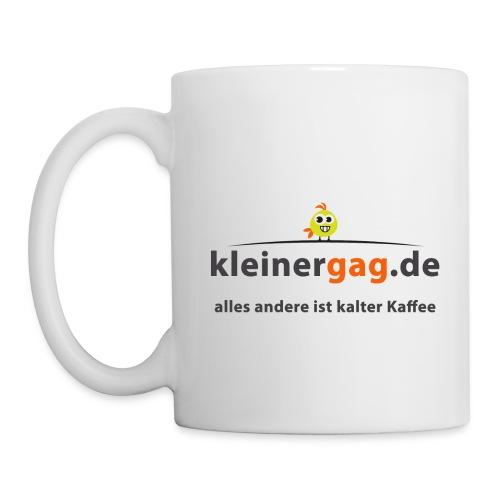 kleinergag Tasse - Tasse