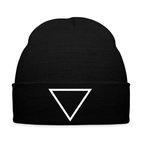 Dreieck Mütze #1 - Wintermütze