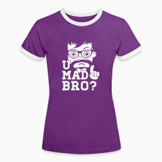 Like a cool you mad story bro moustache Tee shirts