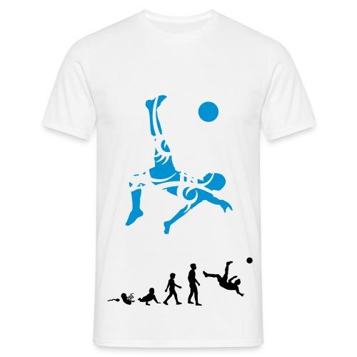The True Evolution - Men's T-Shirt