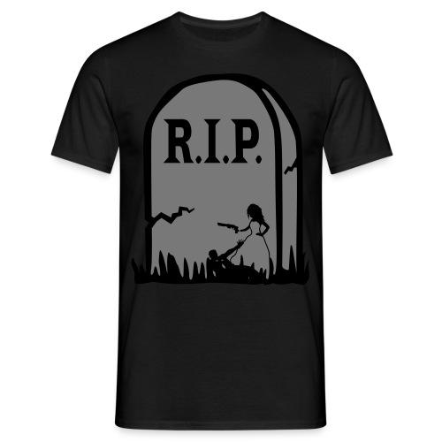 RIP - Männer T-Shirt