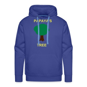 Papaya's Tree - Men's Premium Hoodie