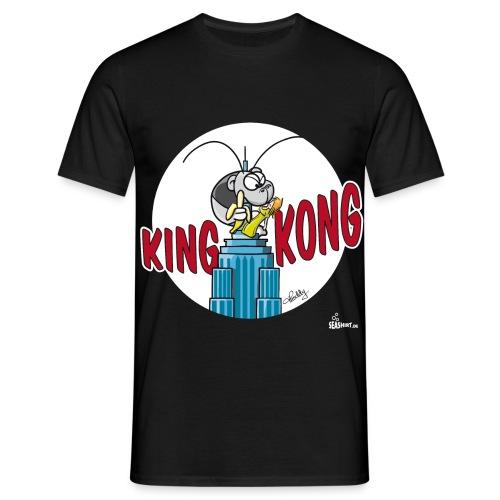 King Kong Garnele - Männer T-Shirt