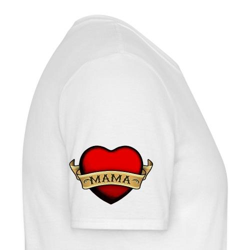 Mama - T-skjorte for menn