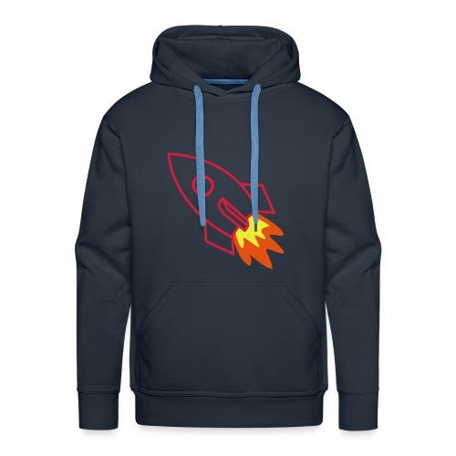 Rocket Jumper - Men's Premium Hoodie