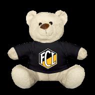 Kuscheltiere ~ Teddy ~ FC Lauingen Teddy
