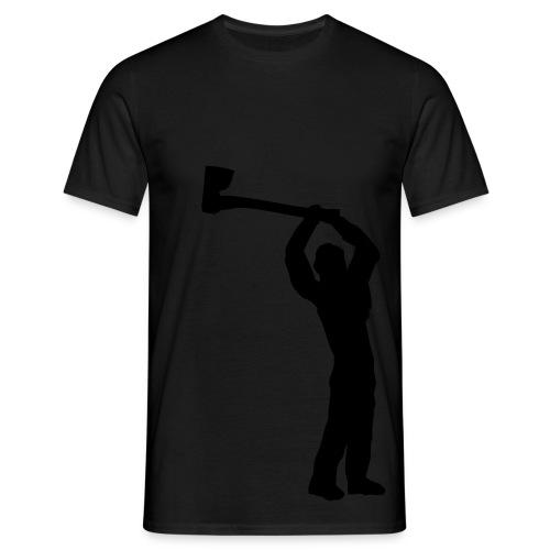 Lumberjack (Moonshine) - Männer T-Shirt
