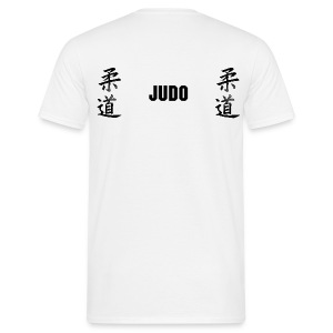 double judo japonais dos modifiable - T-shirt Homme