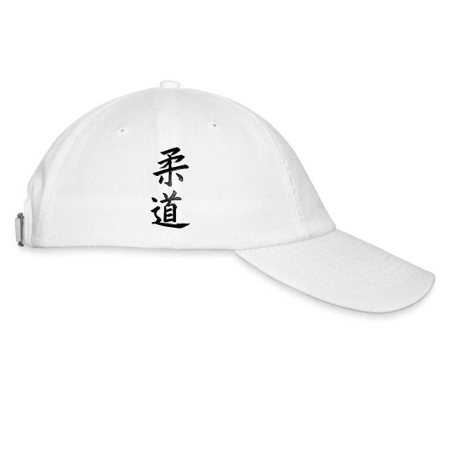 casquette judo japonais côté
