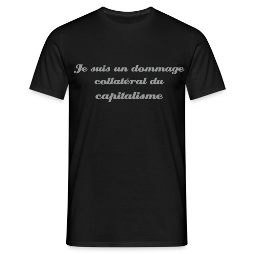 Dommage collateral - T-shirt Homme