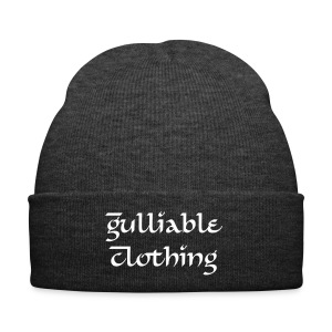 Gulliable Clothing beanie! - Winter Hat