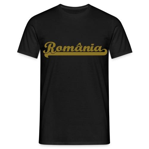 Romania - Männer T-Shirt