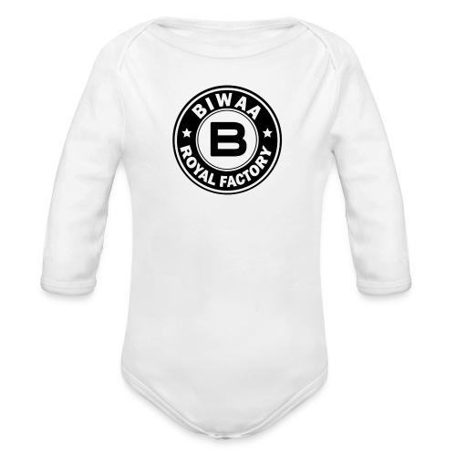 royal Babywaa - Body bébé bio manches longues