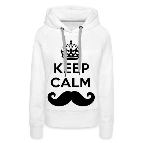 Witte Vrouwen Sweater - Vrouwen Premium hoodie
