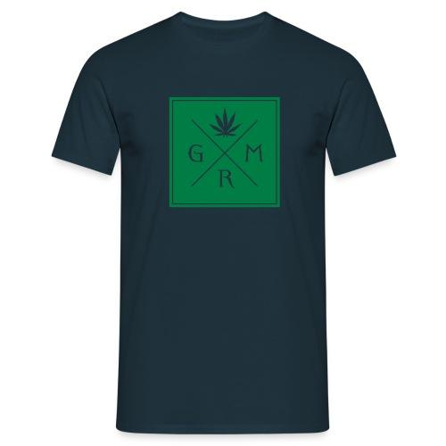 thatGMR cross/green/ - Männer T-Shirt