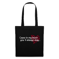 Bags & Backpacks ~ Tote Bag ~ JSH Bag Some dreams don't go away#2-w