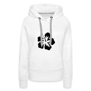 Flower hoodie - Women's Premium Hoodie