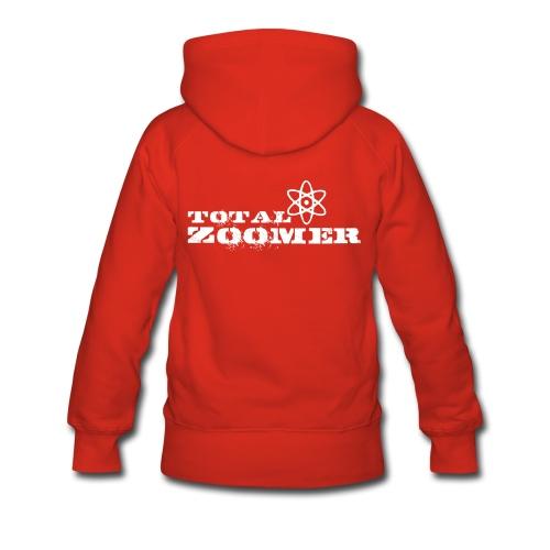 Total Zoomer - Women's Premium Hoodie