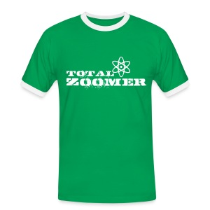 Total Zoomer - Men's Ringer Shirt
