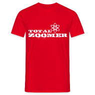 T-Shirts ~ Men's T-Shirt ~ Total Zoomer