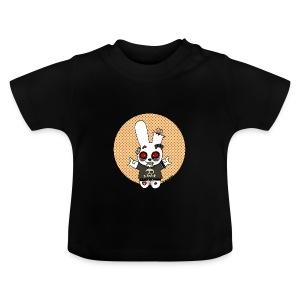 T-shirt bébé lapin zombie - T-shirt Bébé