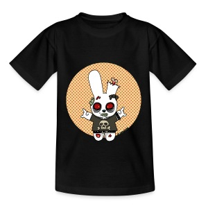 T-shirt enfant lapin zombie - T-shirt Enfant