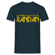 T-Shirts ~ Men's T-Shirt ~ Randan